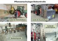 Gerätekontrolle in mehreren Schaubildern